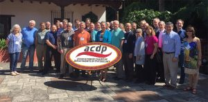 ACDP attendees