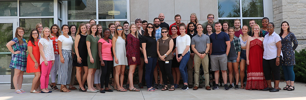 2018-19 graduate students